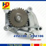 De echte Pomp van de Olie 4tne106 4D106 Ym123900-32001 van de Motor 4D94 4tnv106 van het Type