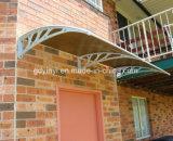 Cubierta/abrigo de /Sunshade/ del pabellón del toldo del policarbonato para las puertas de Windows&