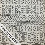 Tessuto multiplo del merletto del cotone di progettazione geometrica