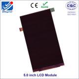5インチのタッチ画面LCDの表示