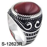 Nieuw Zilver 925 van de Ring van de Juwelen van de manier van het Ontwerp