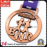 工場価格のカスタムマラソンのスポーツのフィニッシャーの金属メダル