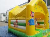 Casa animal inflable de encargo de la gorila/castillo de salto para la venta
