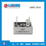De Gelijkrichters van de Brug van de Enige Fase van Kbpc3510 35A 1000V