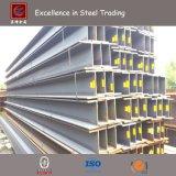 Senhora Aço H Feixe de JIS Ss400 para a estrutura de edifício da ponte/suporte da maquinaria