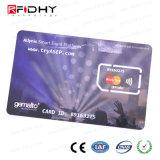 Type sans contact carte de concessionnaire en gros de paiement