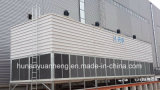FRP kastenähnlicher geöffneter Kreisläuf-Kostenzähler-Fluss-Waßerturm (YHD-1818rx~2020Hz)