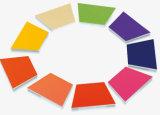 Óptica filtro de vidrio de color Hb760 filtros de cristal
