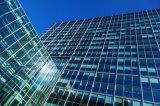 6000series Paredes de cortinas de vidro de alumínio sem moldura