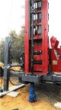 前方完全な油圧上駆動機構の井戸鋭い機械