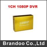 차 안전을%s 1CH 1080P SD 카드 DVR