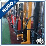 Impilatore manuale del pallet del carrello elevatore manuale standard idraulico da 1 tonnellata del pallet della mano