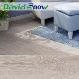 Type en bois de vinyle feuille de tuile de couvre-tapis d'étage pour résidentiel ou le bureau