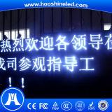 최고는 트럭을 광고하는 재생율 P10 SMD3528 백색 색깔 LED를