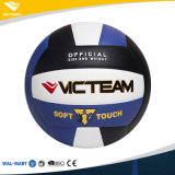 Talla 5 voleibol suave de la PU de la venta directa de 4 fábricas