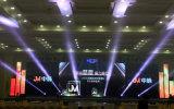 3 años de la alta densidad LED del pixel de la garantía de visualización móvil de interior