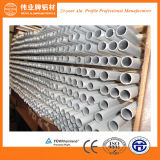 Gutes Oberflächenrundes Gefäß-Aluminiumprofil