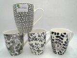 Promoción de encargo taza de café de cerámica de 13 onzas