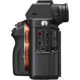 Plein appareil-photo initial de l'alpha A7rii Digitals SLR d'appareil-photo du bâti 7RM2