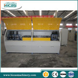 Machine en acier en bois automatique de bande de caisse d'emballage