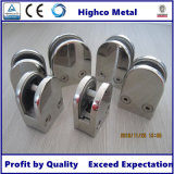 Stainless Steel Glass Clamp for Railing Balustrade