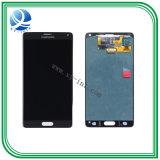 Telefone original LCD com o digitador da tela de toque para Samsung Note4 S4