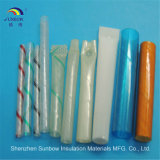 Tubes/chemises/pipes transparents de rétrécissement de la chaleur d'animal familier/tuyauterie