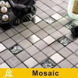 Vidrio caliente de Crytal de la mezcla del metal de la venta para la decoración 8m m metal de la pared y la serie del espejo (ms D01/D02/D03/D04 del metal)
