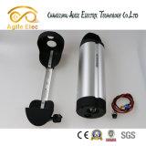 tipo batteria elettrica della bottiglia di acqua di 36V 11.6ah della bicicletta con il caricatore