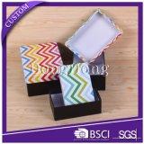 ふたおよび底デザインギフトの包装のボール紙のランジェリーボックス