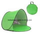 Im Freien kampierendes Strand-wasserbeständiges Lichtschutz-Zelt