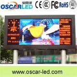 Precio barato de la alta calidad al aire libre que hace publicidad de la visualización de LED