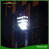 太陽エネルギーの屋外の照明製品のステンレス鋼の無線防水明るい動きセンサーライト壁ランプの機密保護ライト