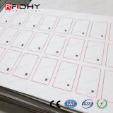 MIFARE más el embutido de la tarjeta inteligente del PVC del SE 1k 0.42m m RFID