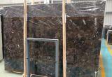 フロアーリングまたは壁または大理石のタイルまたは焦茶の大理石のタイルのための中国暗いEmperadorの大理石のタイル