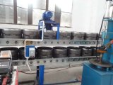 Hot Dirty LPG Cylinder Line Production