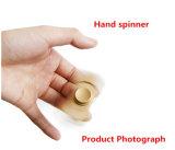 Brinquedos coloridos do girador da inquietação da mão