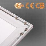 Luz de painel do diodo emissor de luz dos CB ENEC de Dimmable do metal branco com Elevado-Perfprmance