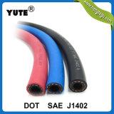 """PRO Factory DOT approuvé rouge / bleu / noir 3/8 """"flexible de frein à air"""