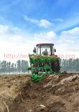 Arado reversible hidráulico de dos vías del surco de la vertedera agrícola