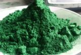 Зеленый цвет Zl-318 окиси утюга пигментов поставщика Китая керамический