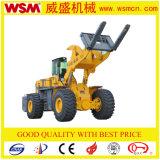 52 ton de Grootste Lader van het Wiel in China voor de Mijnbouw van het Blok met Ce
