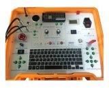 Bis 50 Kabel-Wasser-Vertiefungs-Inspektion-Kamera des Stab-500m für Bohrloch-Inspektion imprägniern