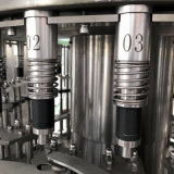 La strumentazione automatica della macchina di rifornimento con l'iso del Ce identifica