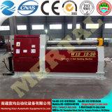 Máquina de rolamento aprovada personalizada Mclw12xnc-12*2000 da placa do CNC do Ce de Rolls da placa