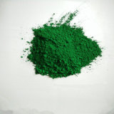 S563 Pigment van de Kleur van het Poeder van het Oxyde van het Ijzer het Groene Groene