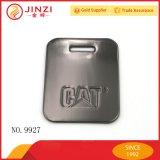 Il marchio inciso in lega di zinco degli accessori di modo personalizza le vostre modifiche di marca
