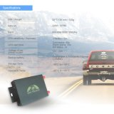 GPS van Localizador de Volgende Drijver Tk105b van het Voertuig met Camera en RFID