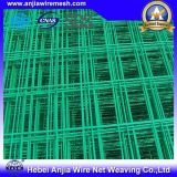 El PVC sumergido caliente cubrió el acoplamiento de alambre soldado galvanizado electro para el refuerzo de Secutiry