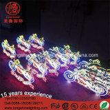 Indicatore luminoso al neon aperto della flessione di prezzi di fabbrica LED per la decorazione del randello del partito